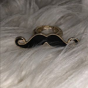 Other - Mustache Ring